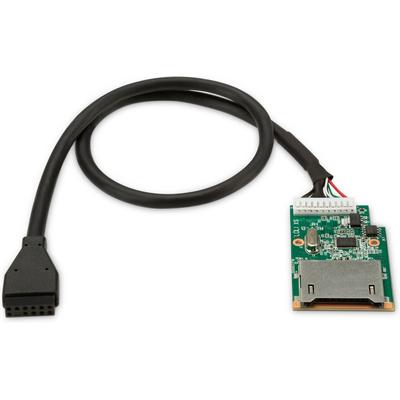 HP SD 4 Card Reader Zx G4 Geheugenkaartlezer - Zwart