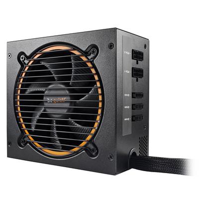 Be quiet! Pure Power 11 500W CM Power supply unit - Zwart