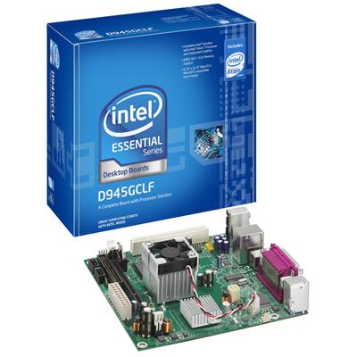 Intel Desktop Board D945GCLF with Integrated ® Atom™ Processor Moederbord