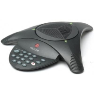 Polycom SoundStation 2 Basic Teleconferentie apparatuur