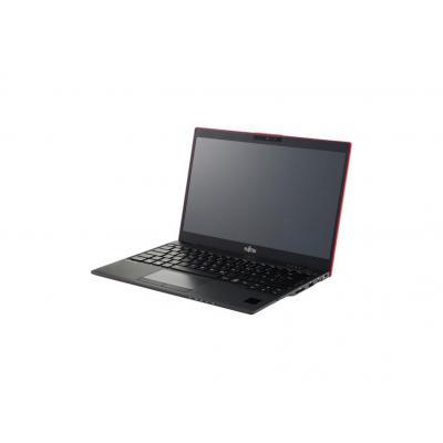"Fujitsu LIFEBOOK U939 13,3"" Touch i5 16GB RAM 512GB SSD Laptop - Zwart,Rood"