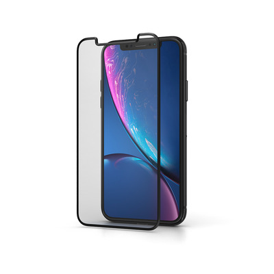 BeHello High Impact Glass voor iPhone Xr Screen protector - Transparant