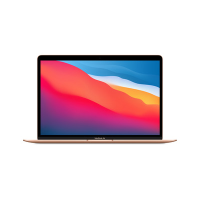 "Apple MacBook Air 13.3"" (2020) M1 - 256GB Gold Laptop"