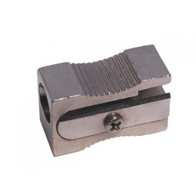 Staples potloodslijper: Potloodslijper SPLS aluminium enkelgaats