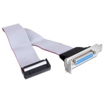 Delock PATA-kabel: Slotblech/Parallel