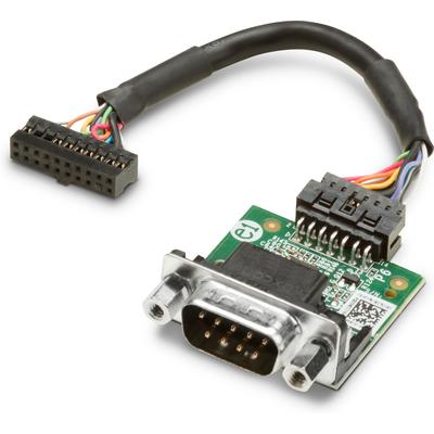 HP interne seriële poort (400) Kabel adapter - Zwart,Groen