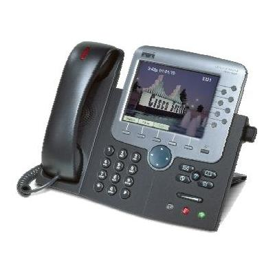 Cisco dect telefoon: Unified IP Phone 7970G - Grijs (Open Box)