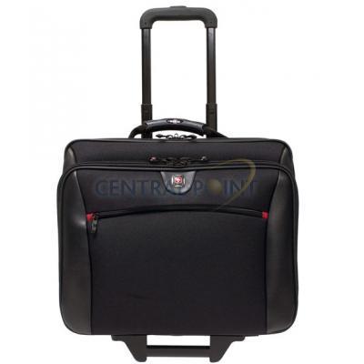 """Wenger/SwissGear laptoptas: Potomac 15.4"""" Black - Zwart"""