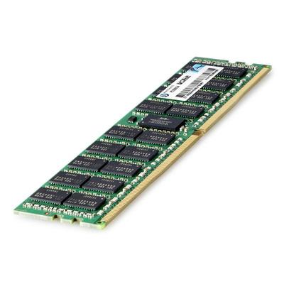 Hewlett packard enterprise RAM-geheugen: 64GB (1x64GB) Quad Rank x4 DDR4-2133 CAS-15-15-15 Load-reduced