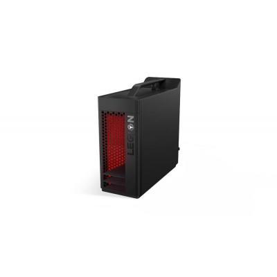 Lenovo pc: Legion T530 - Zwart, Rood