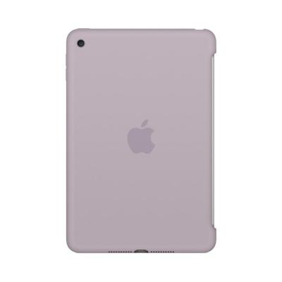 Apple tablet case: Siliconenhoes voor iPad mini 4 - Lavendel - Lila