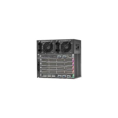 Cisco netwerkchassis: Catalyst 4506E (Open Box)