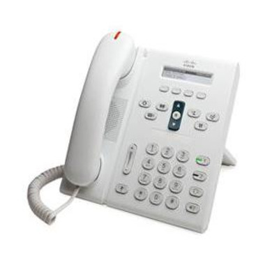 Cisco IP telefoon: Unified IP 6921 - Wit