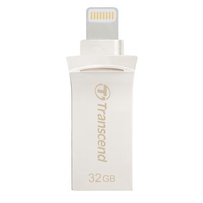 Transcend USB flash drive: JetFlash 32GB JetDrive Go 500 - Zilver
