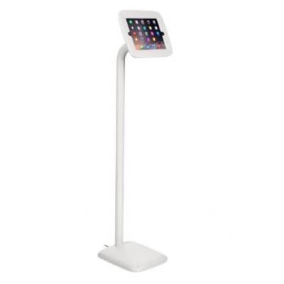 Griffin multimedia kar & stand: Kiosk for, Apple iPad Air 1/2, white - Wit