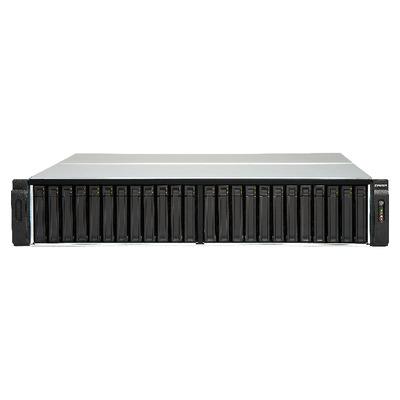 QNAP TES-3085U NAS - Zwart,Zilver