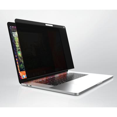 PanzerGlass Privacy Screenprotector voor MacBook 15 inch Screen protector