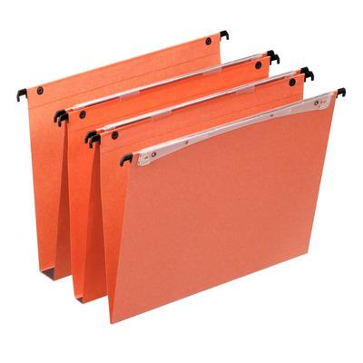 Esselte hangmap: Orgarex Dual verticale hangmap - Oranje