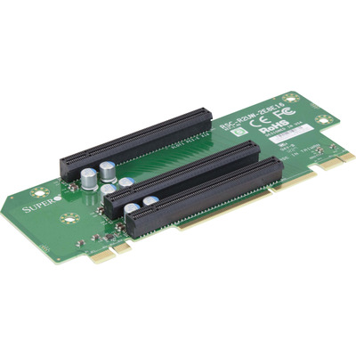 Supermicro Peripheral RSC-R2UW-002 Interfaceadapter - Groen
