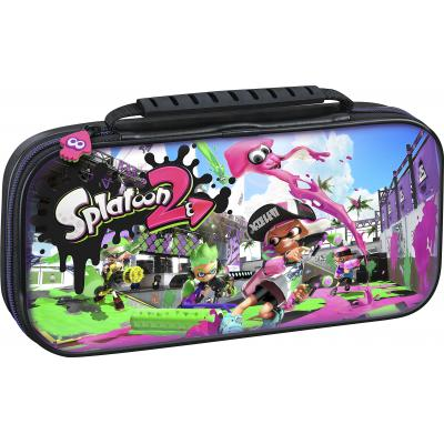 Bigben interactive apparatuurtas: Big Ben, Official Splatoon 2 Deluxe Travel Case  Nintendo Switch