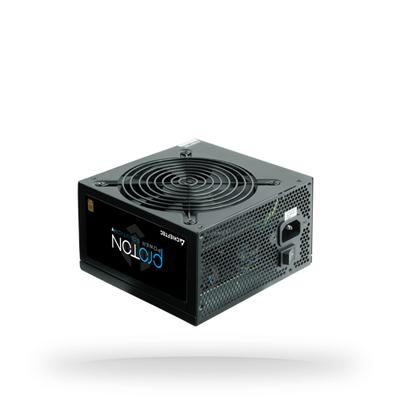 Chieftec BDF-500S Power supply unit - Zwart