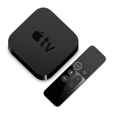 Apple : TV - Zwart