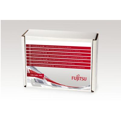 Fujitsu 3484-200K Printing equipment spare part - Multi kleuren
