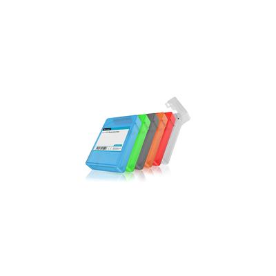 ICY BOX IB-AC602b-6 - Blauw, Groen, Grijs, Oranje, Rood, Wit