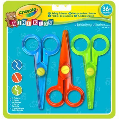 Crayola : Mini Kids - 3 Kinderscharen - Multi kleuren