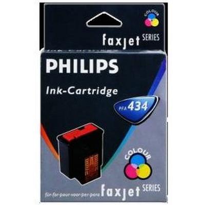 Philips PFA-434 Inktcartridge - Cyaan,Magenta,Geel
