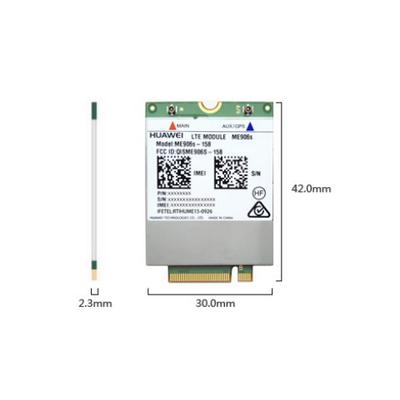 Lenovo ThinkPad Huawei ME906S 4G LTE Mobile Broadband Notebook reserve-onderdeel - Groen,Zilver,Wit
