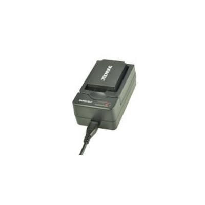 Duracell oplader: USB, 5V, Replacement f/ Nikon EN-EL20 - Zwart