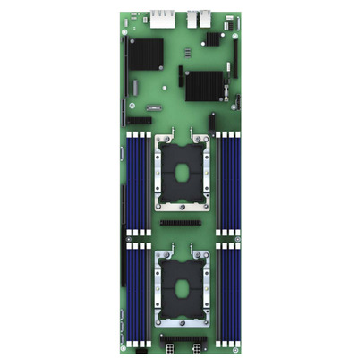 Intel S2600BPQ Server/werkstation moederbord