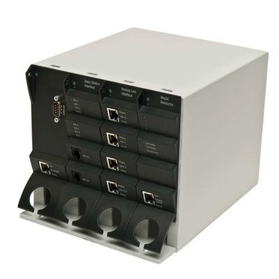 Spectralink DECT Server 2500 Premise branch exchange system - Zwart,Grijs