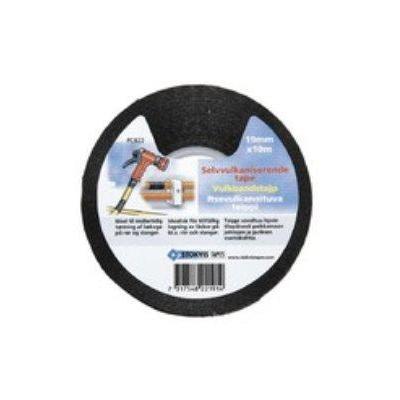 Maximum plakband: Self-retreading tape - Zwart
