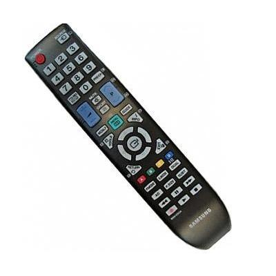 Samsung afstandsbediening: Remocon, 48key, 20-pin Single, TM950 - Zwart
