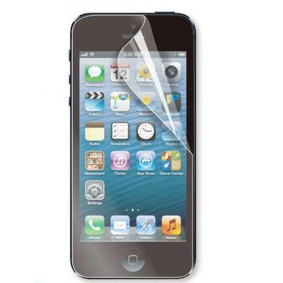Behello screen protector: iPhone 5 / 5S Screenprotector with Applicator Glossy Transparant