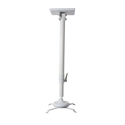 B-Tech Universal Projector Ceiling Mount with Long Adjustable Drop Projector plafond&muur steun