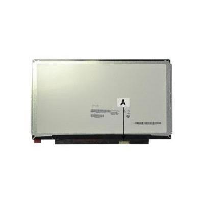 "2-power notebook reserve-onderdeel: 33.782 cm (13.3 "") 1366x768 WXGA HD Matte - Zwart"