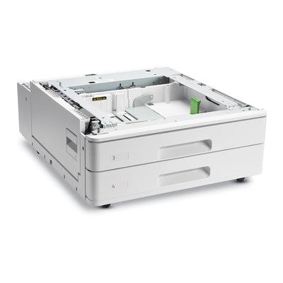 Xerox Ladenmodule 2 x 520 vellen Papierlade - Wit