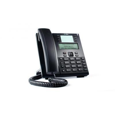 Mitel ip telefoon: 6865 SIP Phone - Zwart