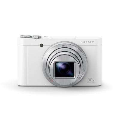Sony Cyber-shot DSC-WX500 Digitale camera - Wit