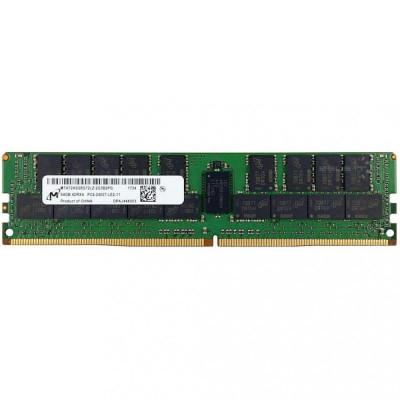 Micron 64GB (x72, ECC, QR) 288-Pin DDR4 LRDIMM RAM-geheugen