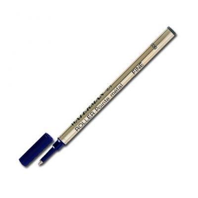 Waterman pen-hervulling: Rollerballvullinggen Blaw - Blauw, Goud