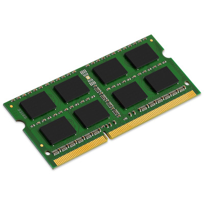 Kingston technology RAM-geheugen: ValueRAM 8GB DDR3 1600MHz Module