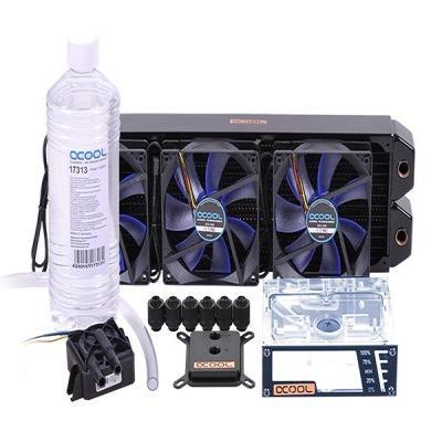 Alphacool water & freon koeling: NexXxoS Cool Answer 360 DDC/XT