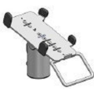 Ergonomic Solutions SpacePole VER181-DM-02 Houder - Zwart