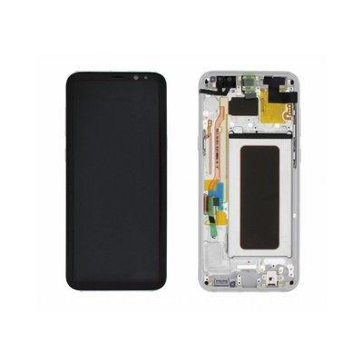 Samsung mobile phone spare part: G955F Galaxy S8 Plus LCD Display Module - Zilver