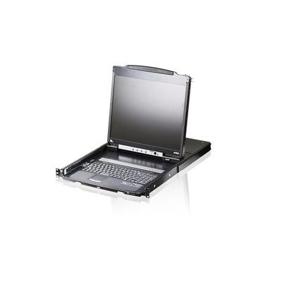 Aten CL5800N Rack console - Zwart