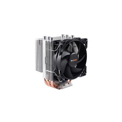 Be quiet! Hardware koeling: PURE ROCK SLIM - Aluminium, Zwart, Koper